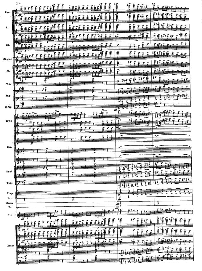 4th-symphony-sheet